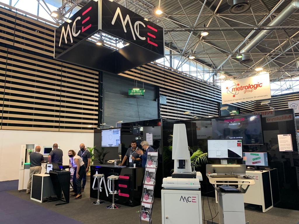 Industrie Lyon - stand MCE